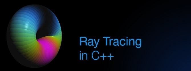 Ray Tracing in C++